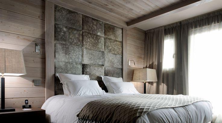 Galerie - Suite   Hôtel Les Grandes Alpes - 5 étoiles - Courchevel, Alpes