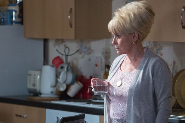 Peggy Mitchell is back!