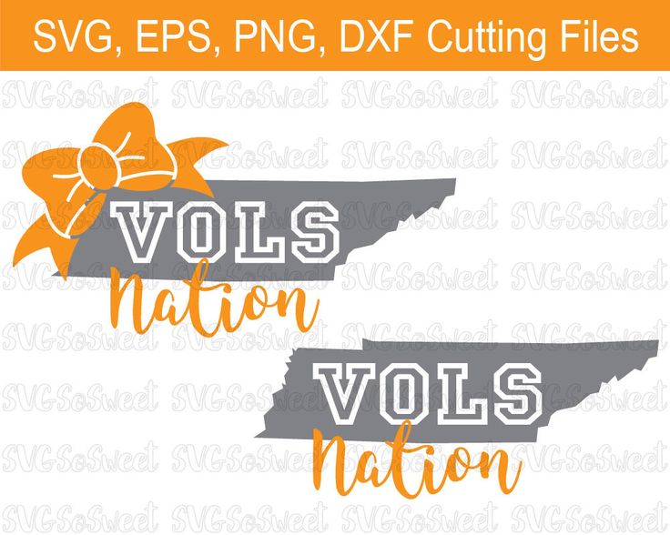 A personal favorite from my Etsy shop https://www.etsy.com/listing/505938632/tennessee-vols-nation-design-volunteers