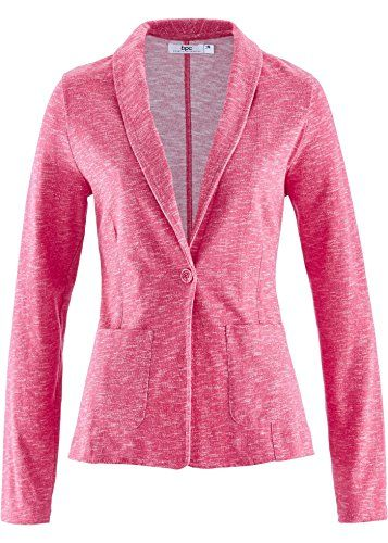 Damen Sweatblazer pink Gr.44 (42)
