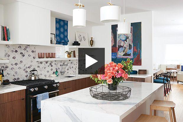 House & Home stunning AyA Kitchen makeover!