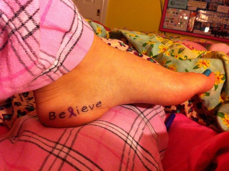 Epilepsy tattoo..18th birthday possibility!
