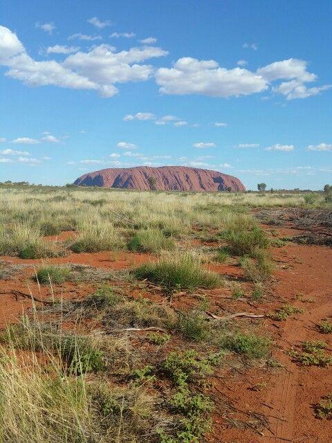 Uluru -Ayers Rock