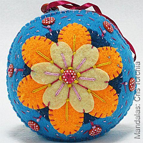 Mandalas- Cris Torchia  - Atelie Lua Azul