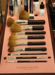 Make up Brushes: Bare Minerals