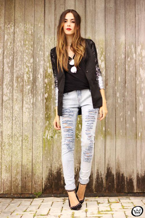 Look du jour: Just Another Girl    por Flávia Linden | Fashion coolture       - http://modatrade.com.br/look-du-jour-just-another-girl