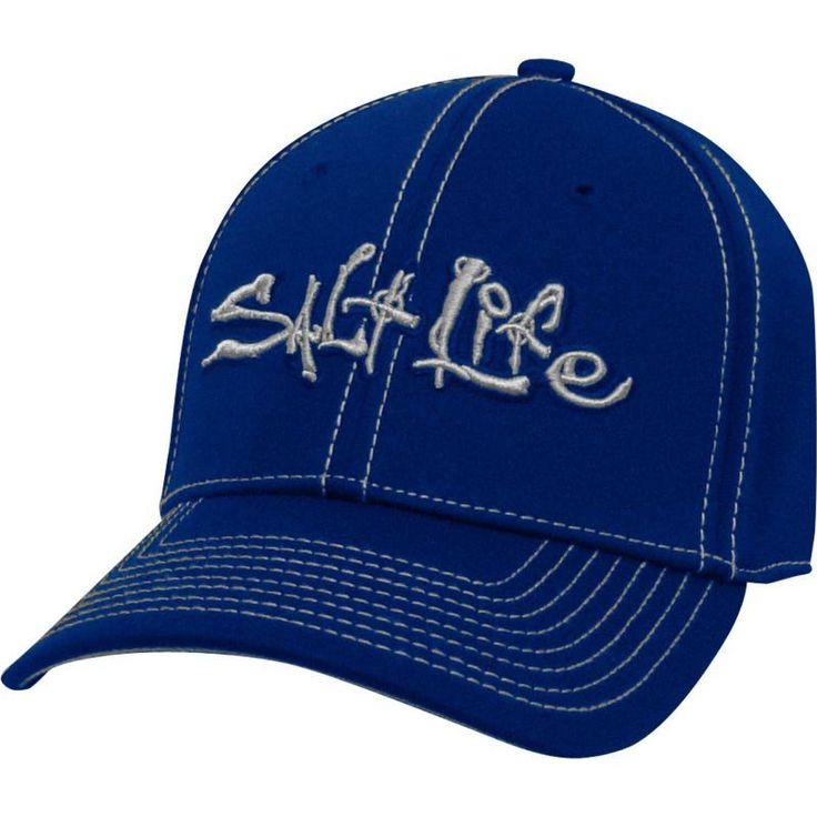 Salt Life Signature Technical Hat, Men's, Blue