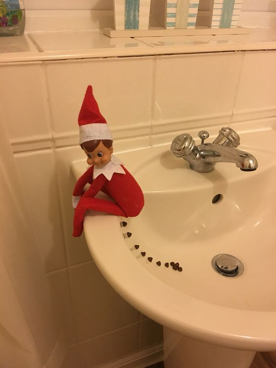 Image result for i think we could be friends elf on the shelf