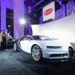 Go inside the Detroit Auto Show's $250-per-Ticket Exotic-Car Showcase