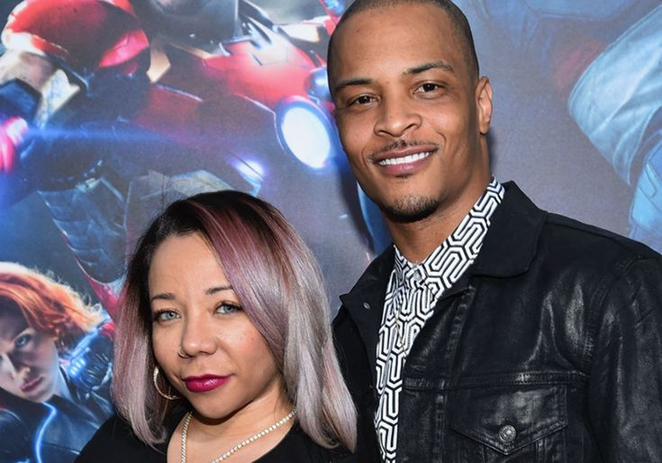 T.I. And Tameka 'Tiny' Cottle Set Separation Rules As She Relies On Kandi Burruss For Support #T.I., #TamekaCottle, #Tiny celebrityinsider.org #Entertainment #celebrityinsider #celebrities #celebrity #celebritynews