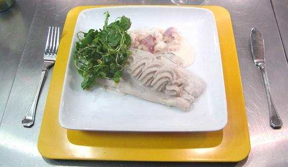 Reineta Rellena - Platillo Gourmet Mediterraneo. (Visita el link para obetenr la receta)