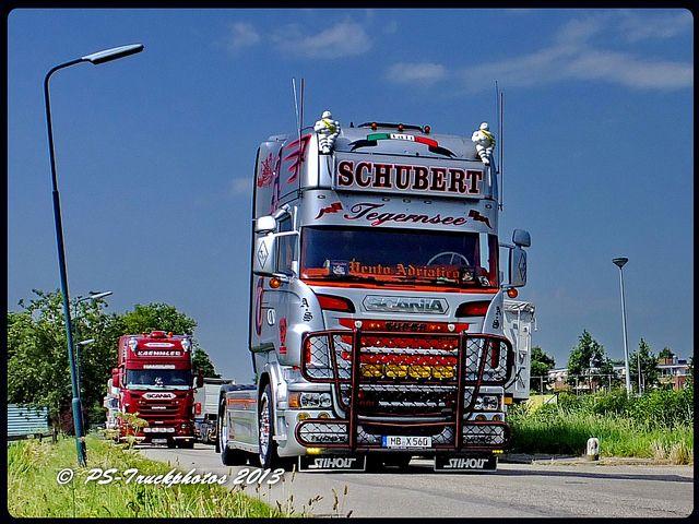 SCANIA R560 V8 Topline - Schubert X560 - D | Flickr - Photo Sharing!