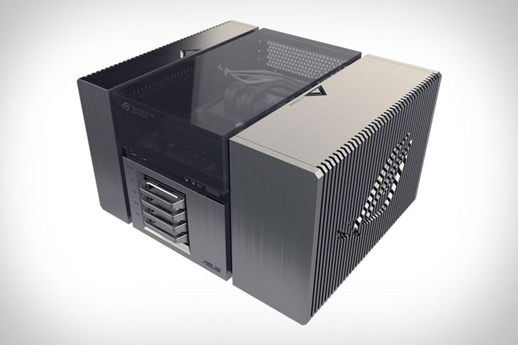 Asus' Republic of Gamers has been building bleeding-edge gaming PC components for 10 years now. To celebrate the occasion, they've completely rethought the relationship between the motherboard and case. The Asus Rog Avalon Gaming PC is the result. This concept...