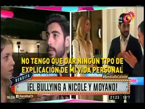 ¡El bullying a Nicole y Moyano!