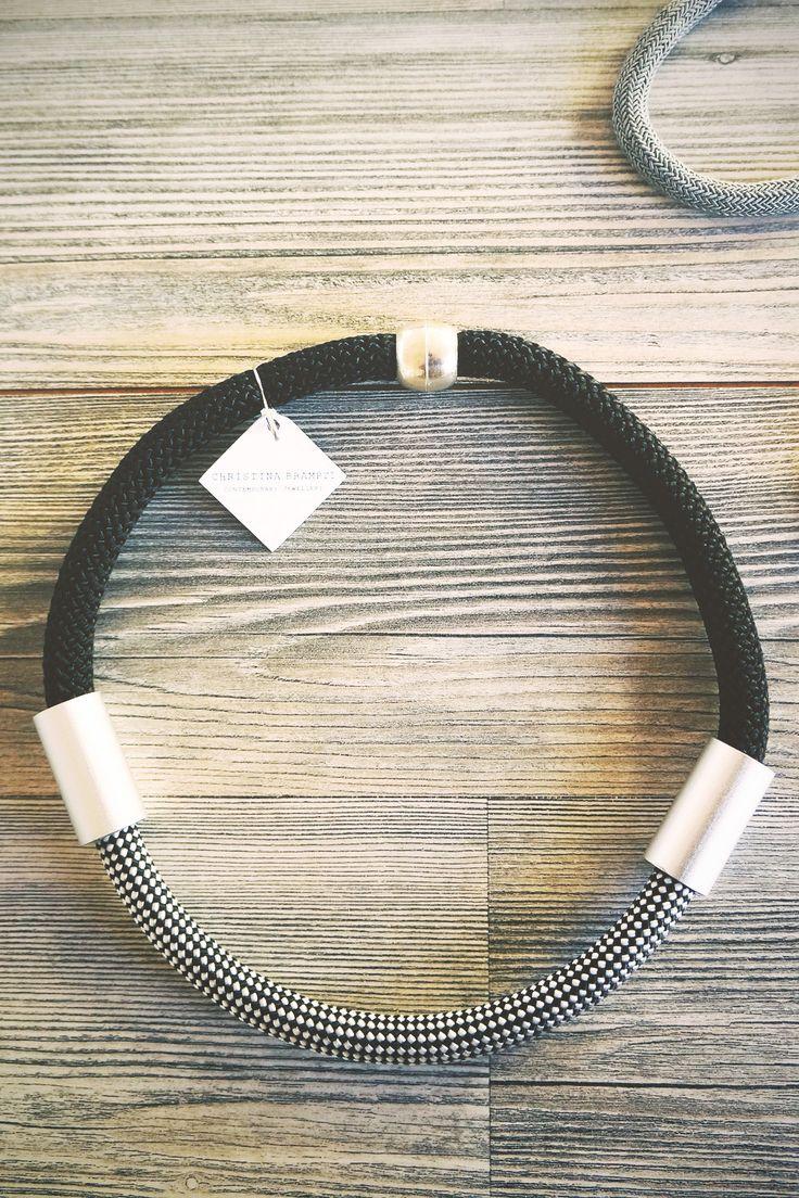 CHRISTINA BRAMPTI - SNAKE MEDIUM NECKLACE #love #snake #necklace #handmade #jewellery #christinabrampti