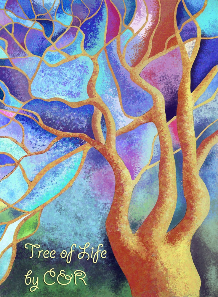 Tree of Life by C via Adobe Photoshop