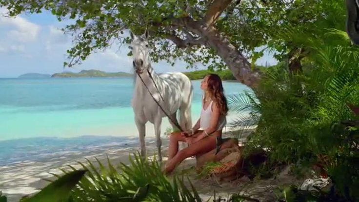 Hannah Davis and Her Horse - DIRECTV Commercial