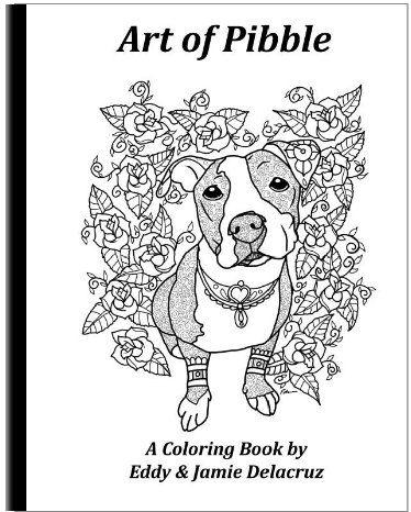 13 best Pit Bull color pages images on Pinterest  Pit bulls