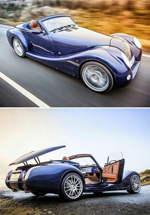 Morgan Aero 8    Morgan Motor Company Is The Last Family Owned, Independent  Car Maker In Britain And With The Release Of Their Aero Theyu0027re Blending  Classic ...