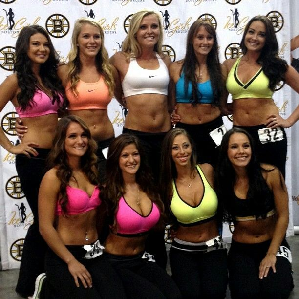 girls in boston