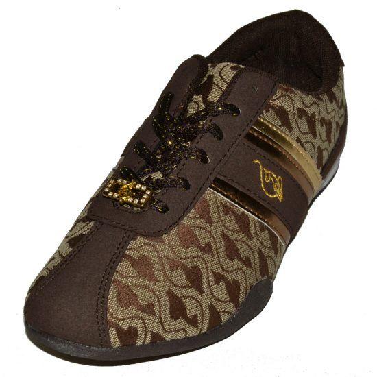 Baby Phat Elisa Jacquard Womens Brown Shoes