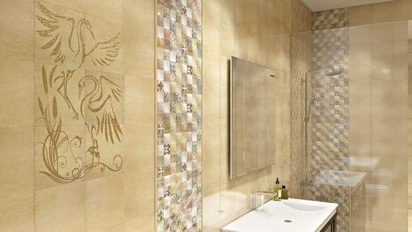 Плитка для ванной Global Tile Casablanca купить по цене от 555 руб в интернет-магазине PLITKA-SDVK.RU в Москве