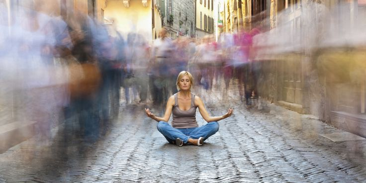 The key to success is ... Meditation | Thrive Active