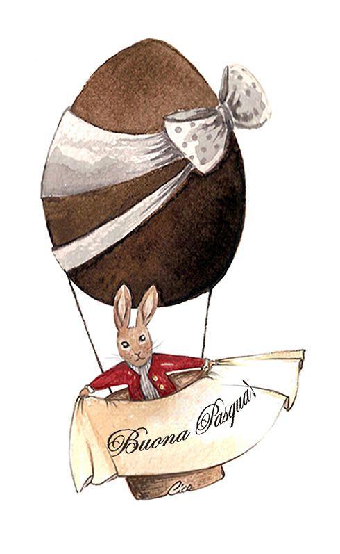 I Topi di Cice Beatrice Scaramella Illustrazioni e biglietti d'auguri | PASQUA