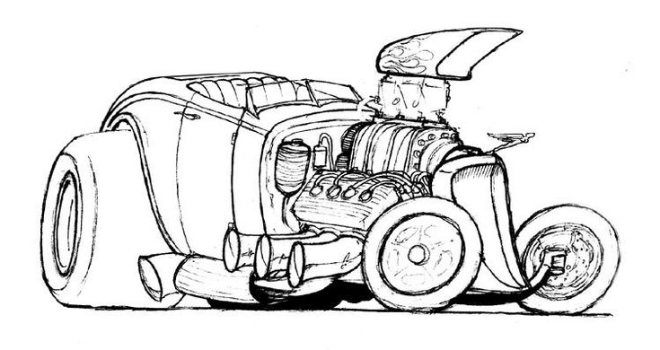 1222 best images about dap of drawings of cars  u0026 rods  2