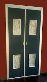 Vestidor puertas batientes  Spazio's agaterados