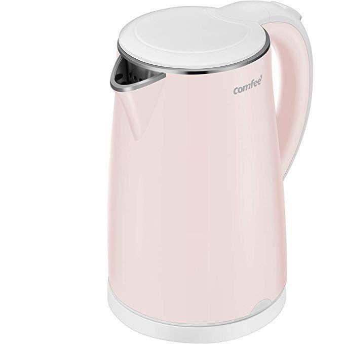 Electric Kettle Teapot Fast Water Heater Boiler 1 7 Liter 1500w
