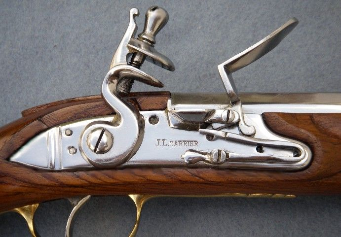 a history of the flintlock pistol in western firearms Some thoughts on the american flintlock pistol by: basic periods of american history: first a pair of peter white flintlock pistols in this period that.