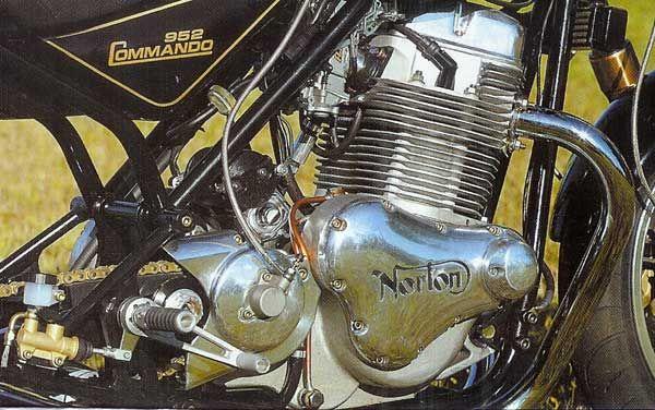 Norton Commando the bike Sound Marque Moto NORTON, Paradise Moto, Concessionnaire MV Agusta, Triumph et MBK, Paris Etoile