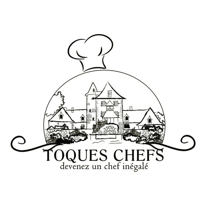Create the logo for a cooking lesson brand and a cooking competition between French regions by Tania Jo