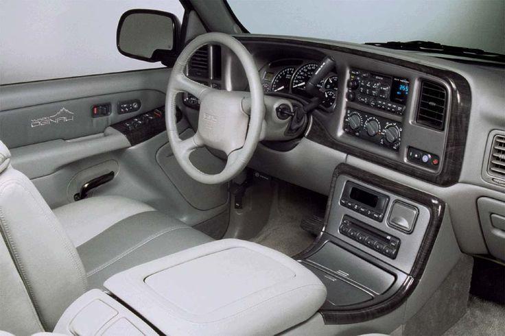 2000-06 GMC Yukon/Denali | Consumer Guide Auto