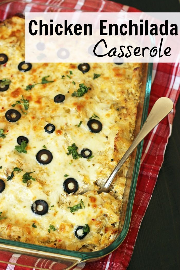 Easy and cheap casserole recipes