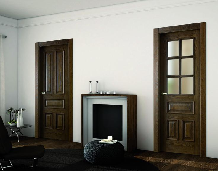 60 best escenarios de puerta images on pinterest door de - Manivelas puertas interior ...