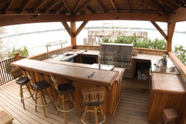 1000 Ideas About Outdoor Countertop On Pinterest Big