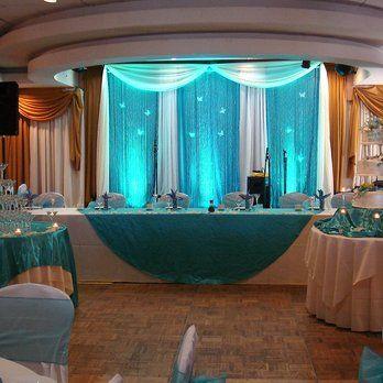 Bridal Bouquet for Tiffany Blue wedding theme | Yelp