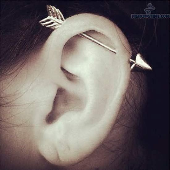 Piercing Types and 80 Ideas On How to Wear Ear Piercings – Nail Art, Hairstyles & Beauty Tips