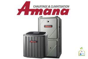 Climatiseur Amana