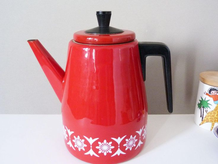 Whistling kettle Vintage from West Germany by planetutopia on Etsy