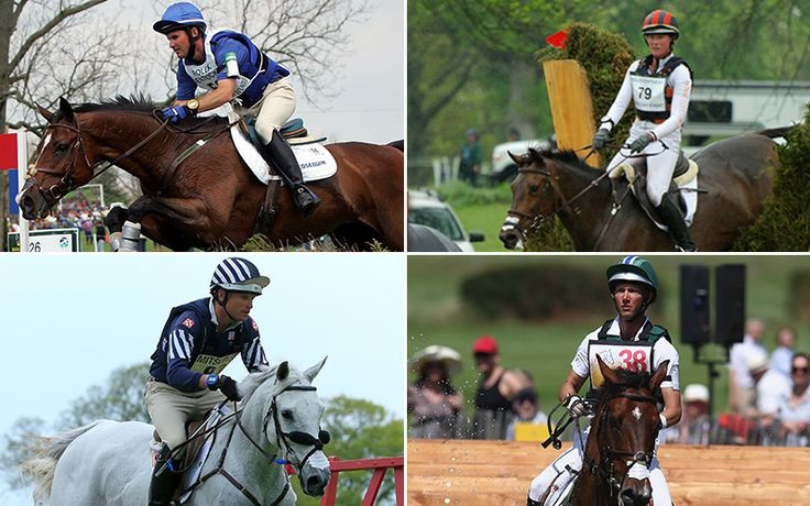 2016 olympic equestrian team usa | Olympic Eventing Team Named For 2016 Olympics