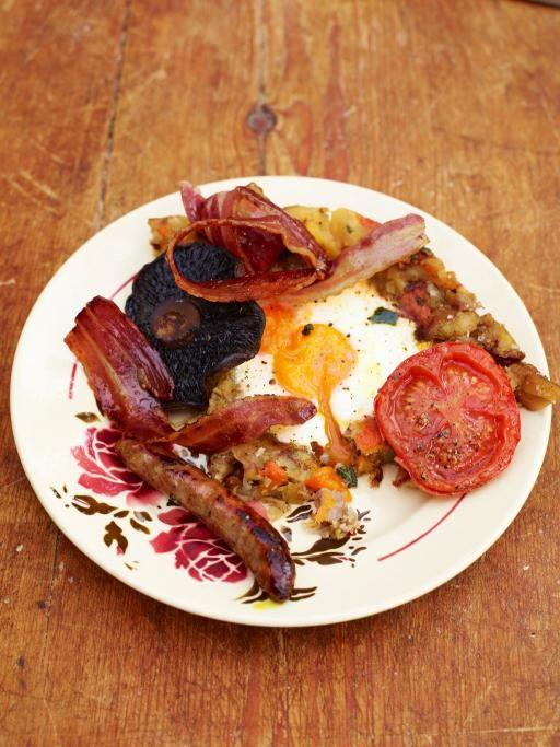 Boxing Day bubble & squeak | Jamie Oliver | Food | Jamie Oliver (UK)