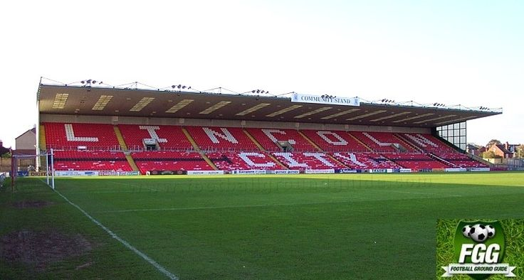 Sincil Bank Stadium | Lincoln City FC | Football Ground Guide