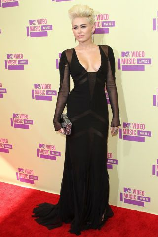 Miley's incredible red carpet transformations: