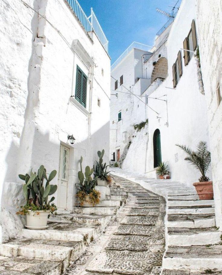 Ostuni, Puglia, Itália