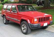 Jeep Cherokee (XJ) - Wikipedia, the free encyclopedia