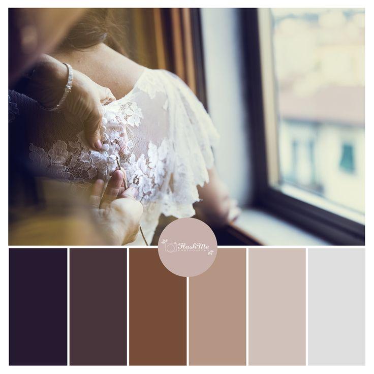 Colori #palettes #wedding #colors #colori #photography
