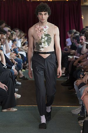 Y/PROJECT HOMME SS17 LOOK 30